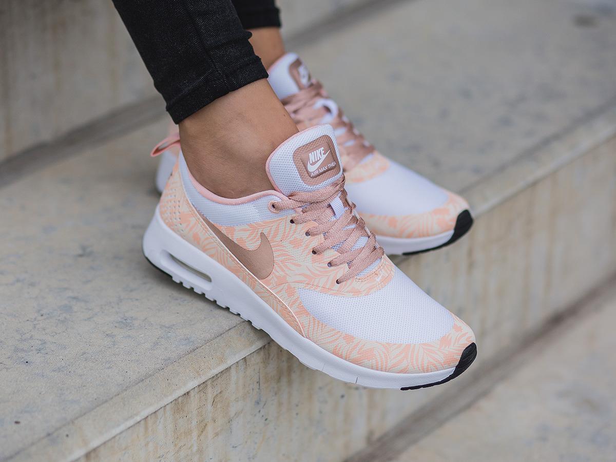 uk availability baeab 5be85 Grande lection Nike Air Max Thea Femme Chaussures Pas Cher Alainhemet