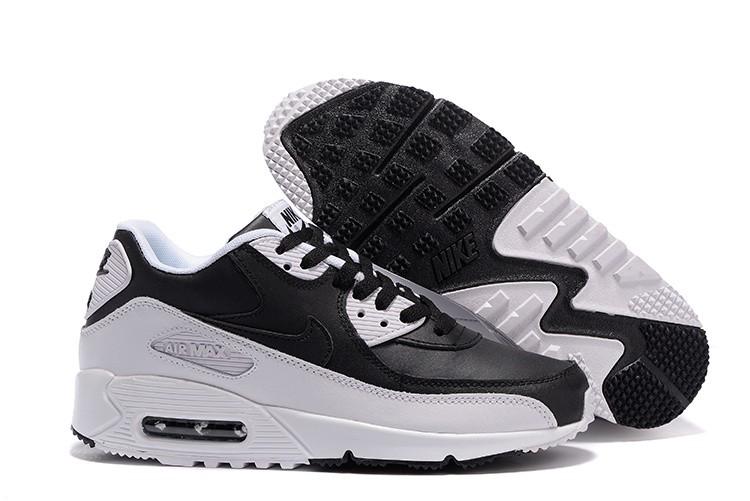 Achat De ve Nike Air Max 90 Homme Noir Chaussures Pas Cher Alainhemet d3cd1db6482