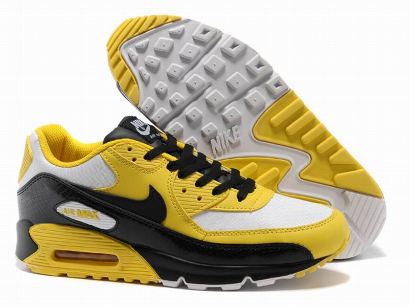 purchase cheap b80b7 626a2 Achat De ve Nike Air Max 90 Essential Homme Chaussures Pas Cher Alainhemet