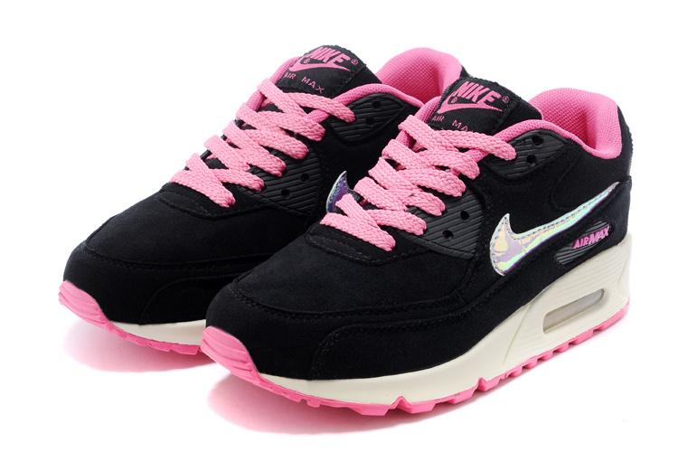 watch bdda2 5e9f0 Achat Deve Nike Air Max 90 Femme Chaussures Pas Cher Alainhe