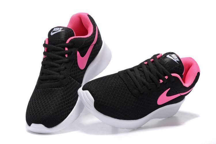 the latest bda02 fc882 Trouver La Sortie Dusine Nike Roshe Run Femme Noir Chaussures Pas Cher  Alainhemet