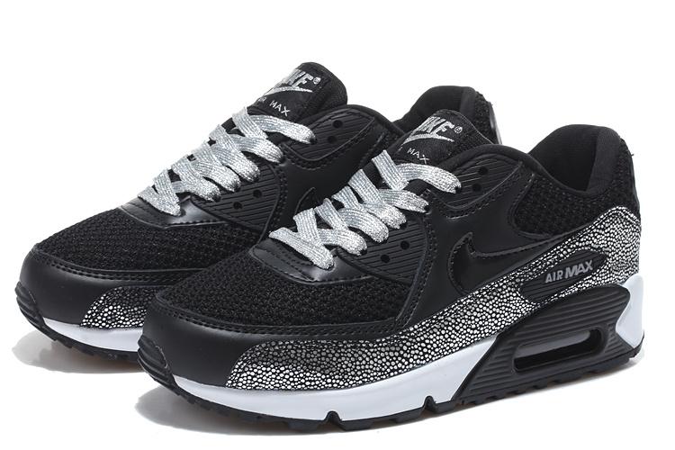 Achat De ve Nike Air Max 90 Femme Chaussures Pas Cher Alainhemet 979e29a16818