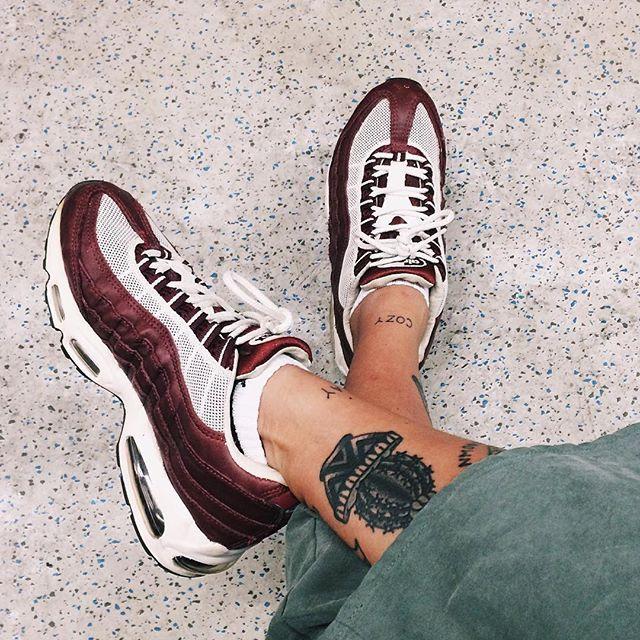 Femme Max 95 Chaussures De;ve Air Pas Nike Achat Alainhemet Cher nApqv6TC
