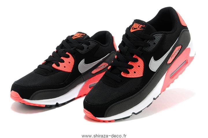buy popular fbf12 07e64 Achat Deve Nike Air Max 90 Essential Homme Chaussures Pas Cher Alainhemet