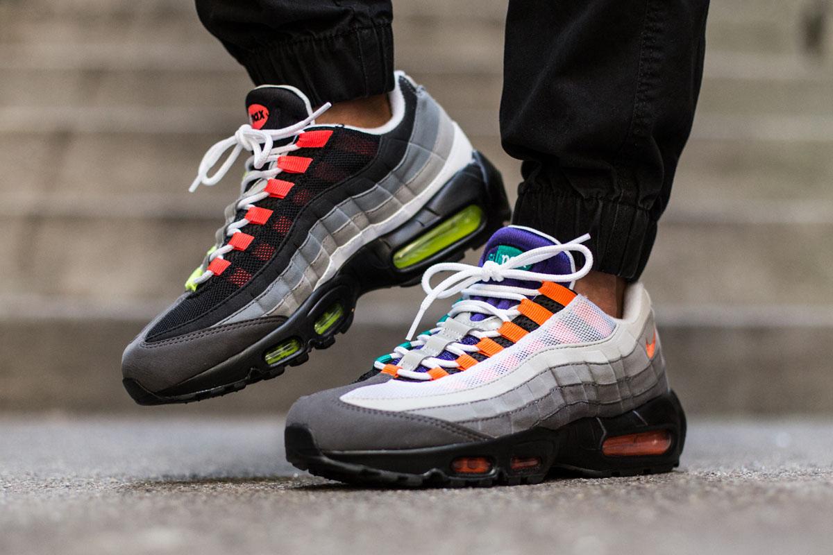 Achat De ve Nike Air Max 95 Pas Homme Chaussures Pas 95 Cher Alainhemet  7a4d65 2f8ef433eacf