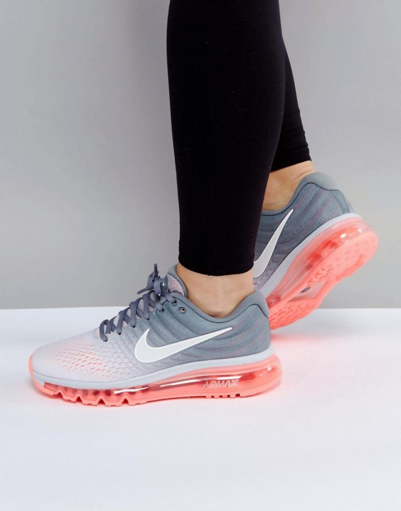 Acheter Nouvelle Mode Nike Air Max 2017 Femme Chaussures Pas Cher Alainhemet