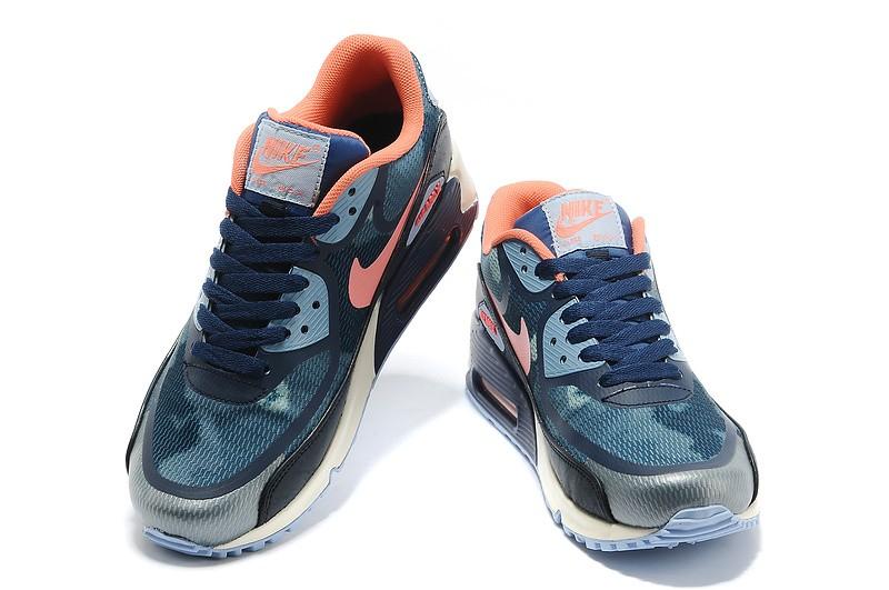 new product ae25d b1364 Achat De ve Nike Air Max 90 Femme Chaussures Pas Cher Alainhemet