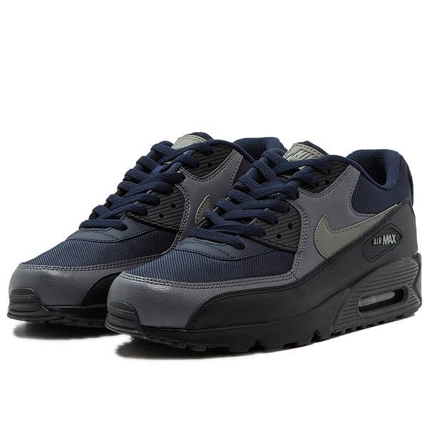 purchase cheap 94ac6 194c3 Achat De ve Nike Air Max 90 Essential Homme Chaussures Pas Cher Alainhemet