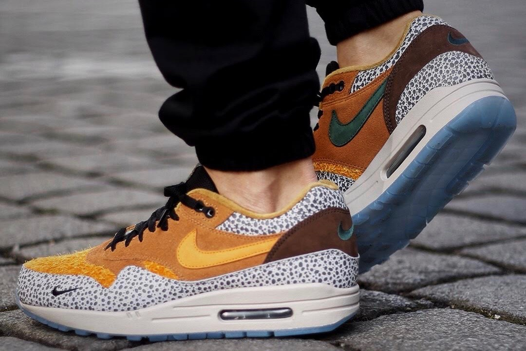outlet store 01283 5a5fc Meilleure Offre Nike Air Max 1 Femme Chaussures Pas Cher Ala