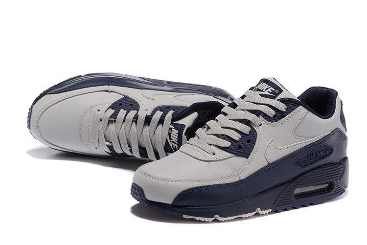 finest selection 1f717 a333f Achat De ve Nike Air Max 90 Homme Bleu Chaussures Pas Cher Alainhemet