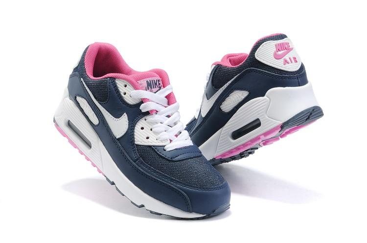 Achat De ve Nike Air Max 90 Essential Femme Chaussures Pas Cher Alainhemet 1f9d93d54980