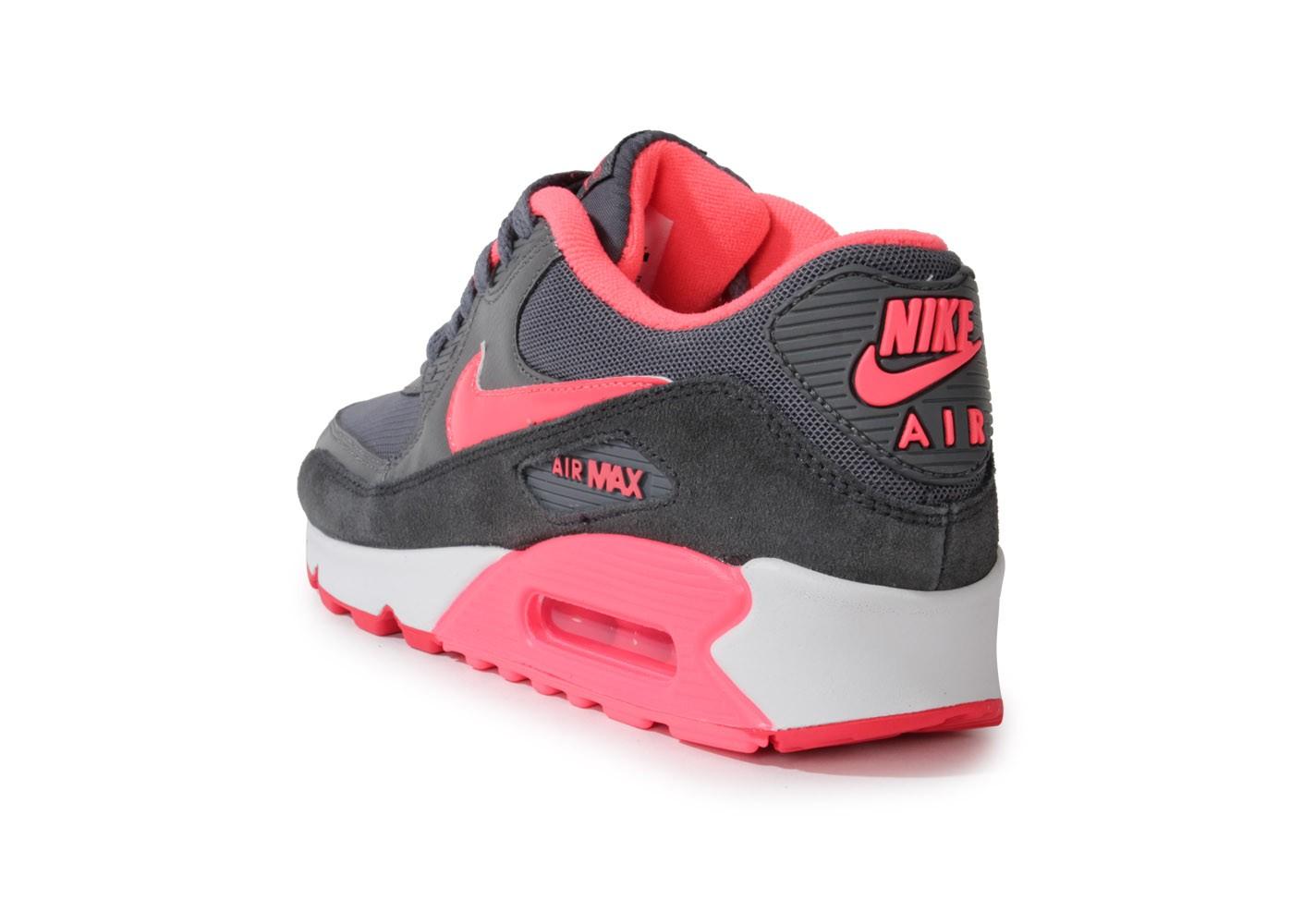 8b943435d33 Achat De ve Nike Air Max 90 Femme Rose Chaussures Pas Cher Alainhemet
