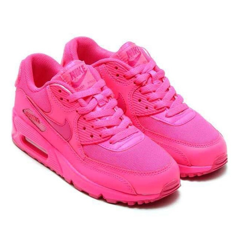 nike air max 90 femme rose fluo