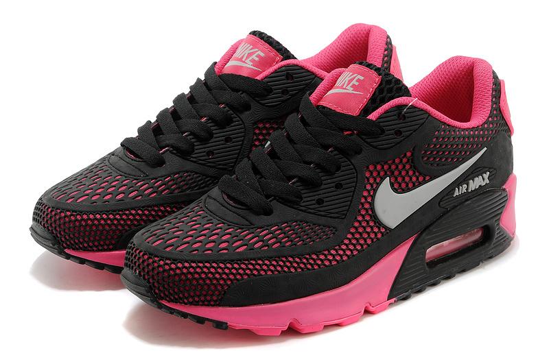 new products 38f16 5df3b Achat De ve Nike Air Max 90 Femme Rose Chaussures Pas Cher Alainhemet