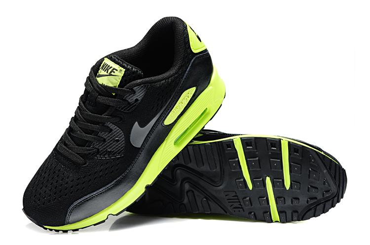 Achat De ve Nike Air Max 90 Homme Noir Chaussures Pas Cher Alainhemet b6f3cfca734b