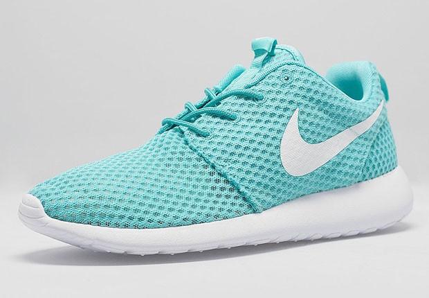new arrival ef130 84345 Trouver La Sortie D usine Nike Roshe Run Femme Bleu Chaussures Pas Cher  Alainhemet