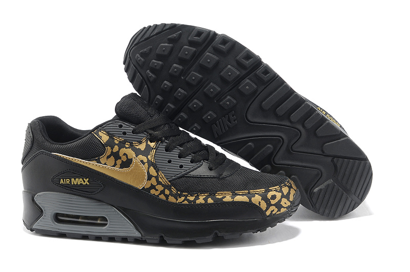 Real Promotions Neue Nike Air Max 90 Ultra 2.0 GoldSchwarz